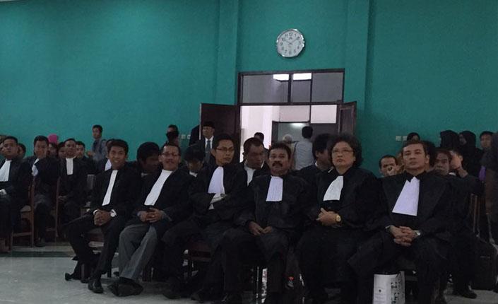 Advokat Indonesia berkumpul