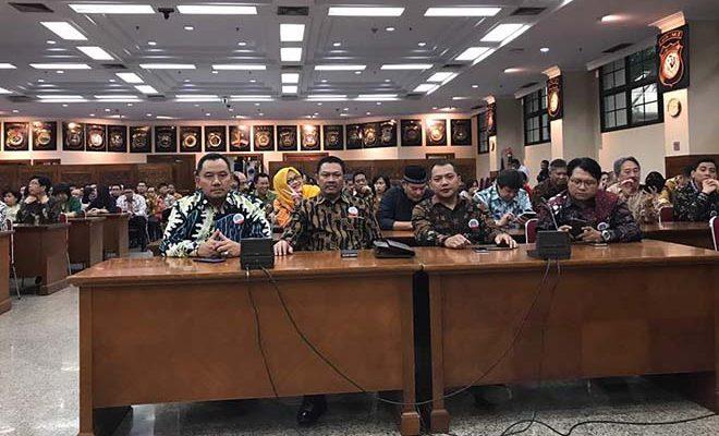 Kapolri Terima Kunjungan Forum Advokat Pembela Pancasila