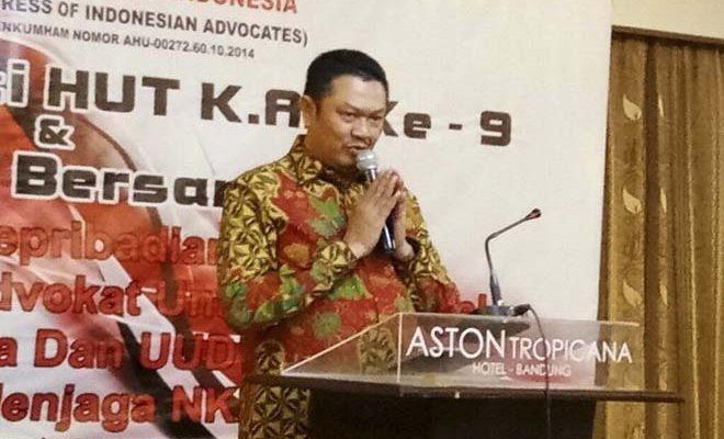 Sebut Hary Tanoe Tersangka, Presiden KAI- Pernyataan Jaksa Agung Lelucon Tak Lucu