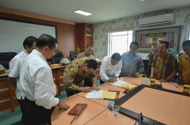 UMI-DPP KAI Teken MoU Penyelenggaraan Pendidikan Advokat