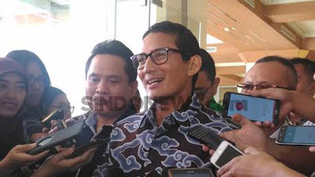 Kasus Diskotek MG, Sandiaga Minta Diproses Hukum