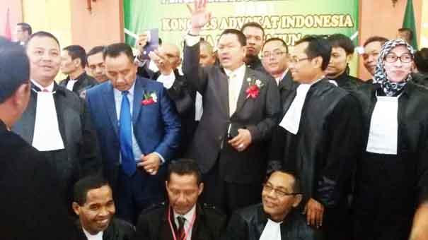 DPP – KAI Melantik & Mengambil Sumpah 84 Advokat Lulusan Ujian Angkatan Ke-7