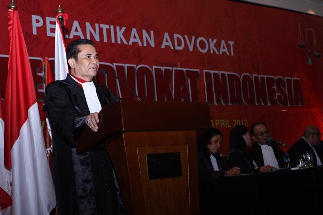 Federasi Advokat Indonesia Berusaha Payungi Peradi dan KAI