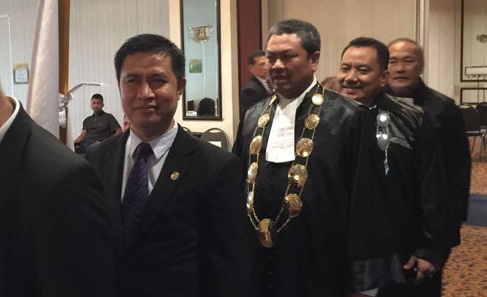Presiden dan Wakil Presiden Advokat Indonesia