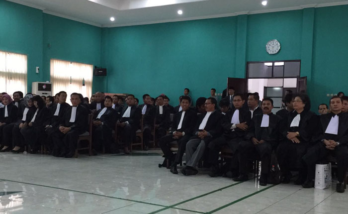 Advokat-advokat KAI
