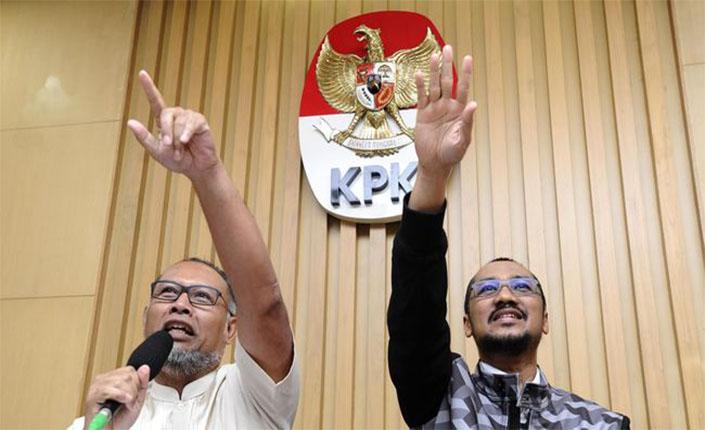 Komisi III DPR Tolak Deponering Kasus Samad dan Bambang