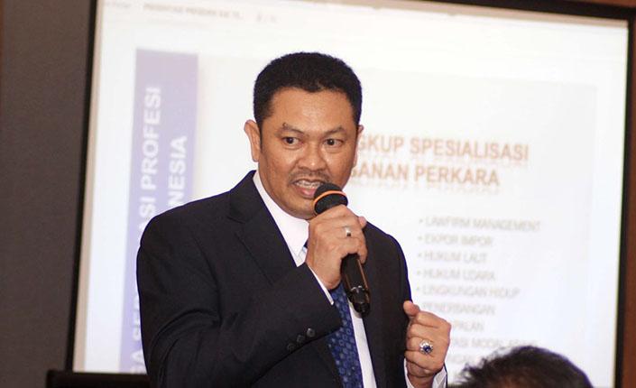Pendidikan Profesi Khusus Advokat KAI DPD Lampung 2