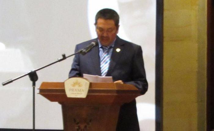 Pidato presiden KAI Tjoetjoe S Hernanto