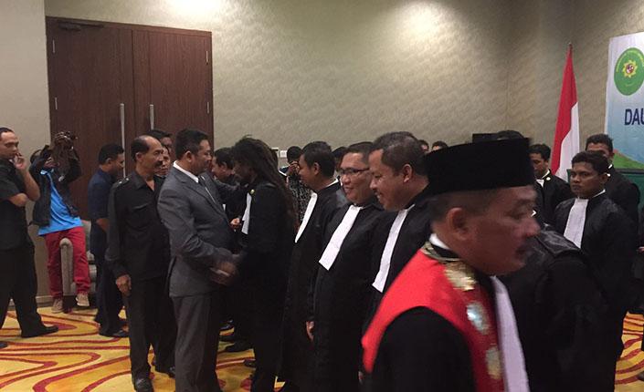 Ketua Pengadilan Tinggi Jayapura Kukuhkan 26 Advokat KAI 4