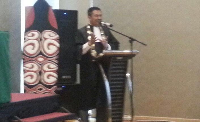 Ketua Pengadilan Tinggi Jayapura Kukuhkan 26 Advokat KAI