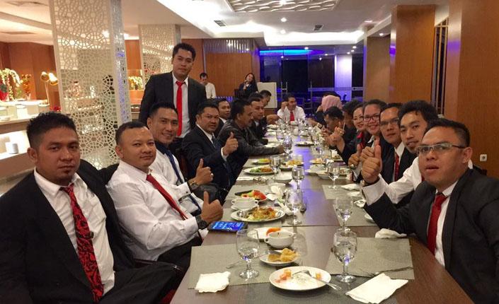 Pendidikan Khusus Profesi Advokat KAI Lampung | Bandar Lampung, 24 Maret 2016 3
