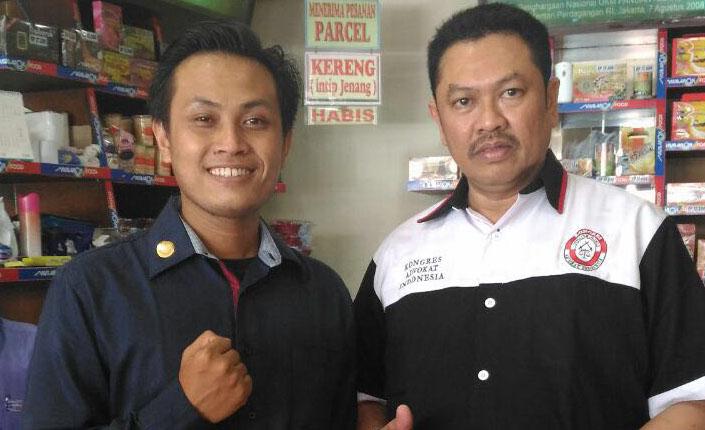 Pengambilan sumpah Advokat KAI di Pengadilan Tinggi Semarang - Semarang, 22 Maret 2016 1