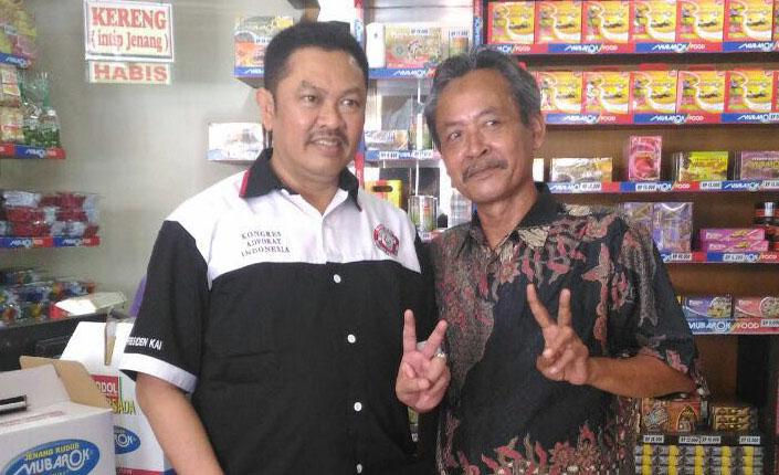 Pengambilan sumpah Advokat KAI di Pengadilan Tinggi Semarang - Semarang, 22 Maret 2016 2