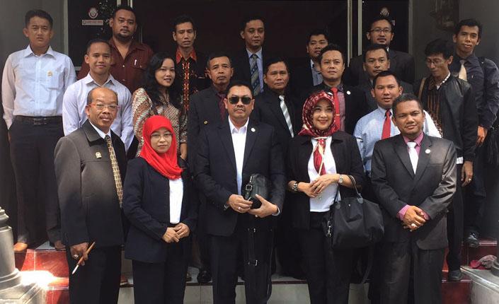 Pengambilan sumpah Advokat KAI di Pengadilan Tinggi Semarang - Semarang, 22 Maret 2016 4