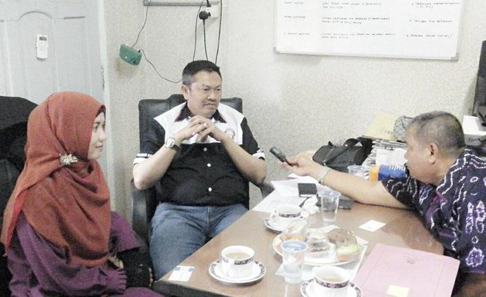 Sidang Terbuka Pengambilan Sumpah Advokat KAI Jawa Timur dan Rakerda KAI Kalimantan Selatan | Banjarmasin, 15 Maret 2016 4