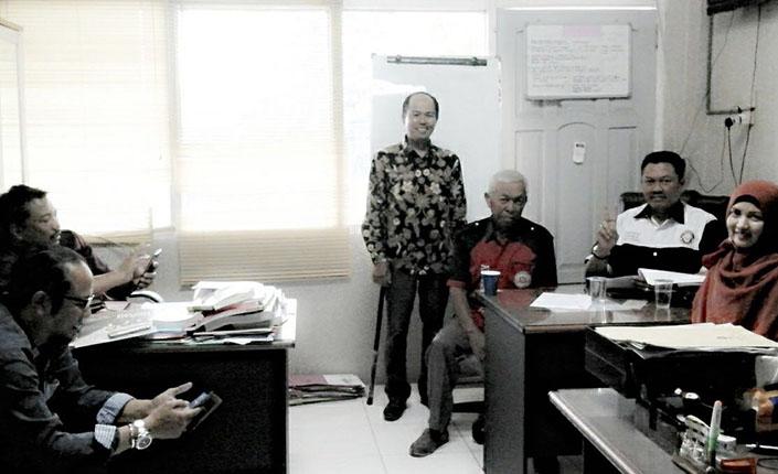 Sidang Terbuka Pengambilan Sumpah Advokat KAI Jawa Timur dan Rakerda KAI Kalimantan Selatan | Banjarmasin, 15 Maret 2016 5