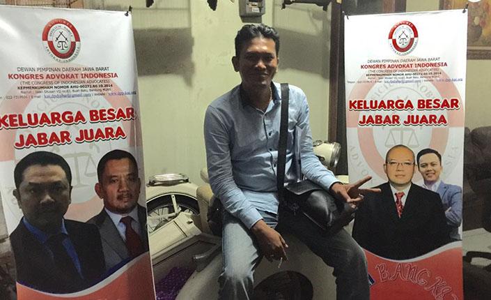 Silaturahim dengan rekan-rekan Advokat KAI Jawa Barat | Bandung, 14 Maret 2016 2