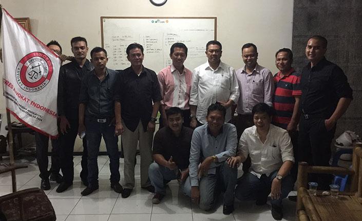 Silaturahim dengan rekan-rekan Advokat KAI Jawa Barat | Bandung, 14 Maret 2016 3