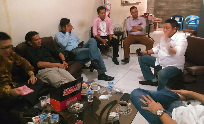 Silaturahim dengan rekan-rekan Advokat KAI Jawa Barat | Bandung, 14 Maret 2016
