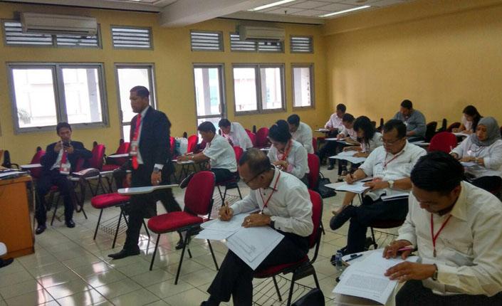 Uji Kompetensi Dasar Profesi Advokat KAI DPD DKI Jakarta 1