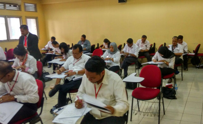 Uji Kompetensi Dasar Profesi Advokat KAI DPD DKI Jakarta 2
