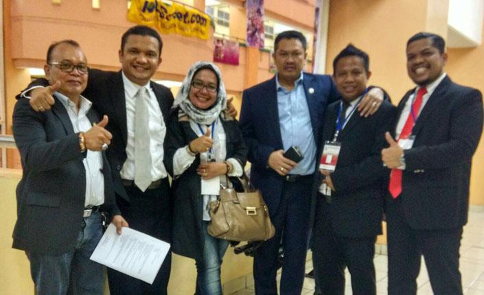 Uji Kompetensi Dasar Profesi Advokat KAI DKI Jakarta
