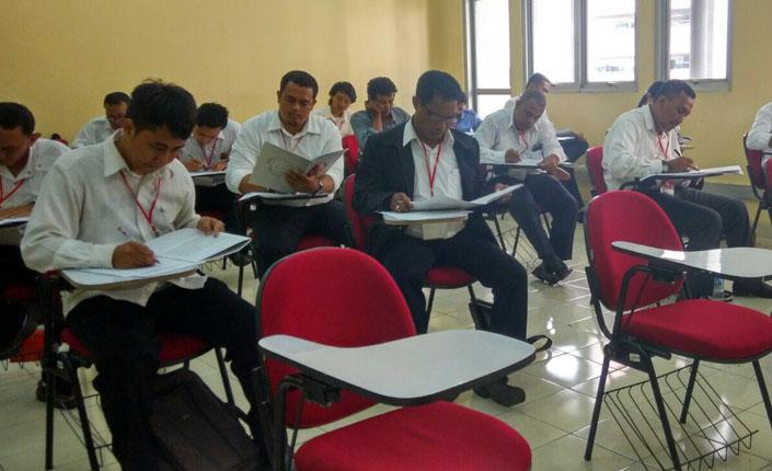 Uji Kompetensi Dasar Profesi Advokat KAI DPD DKI Jakarta 4