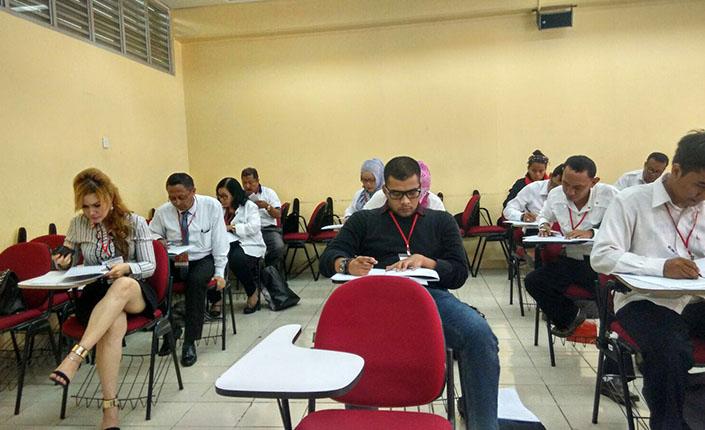 Uji Kompetensi Dasar Profesi Advokat KAI DPD DKI Jakarta 5