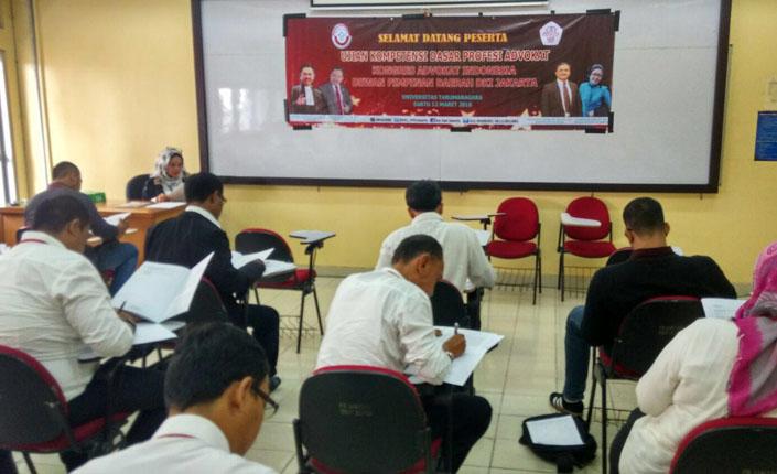 DPD KAI DKI Jakarta Uji Kompetensi Dasar Profesi Advokat KAI DPD DKI Jakarta 6