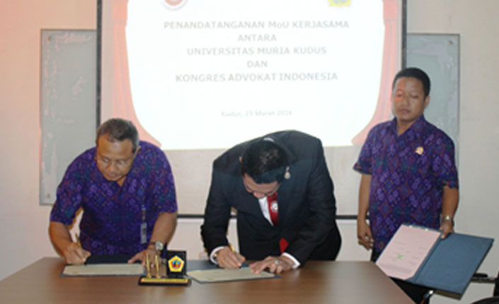 Universitas Muria Kudus Buka Kembali Pendidikan Advokat 3