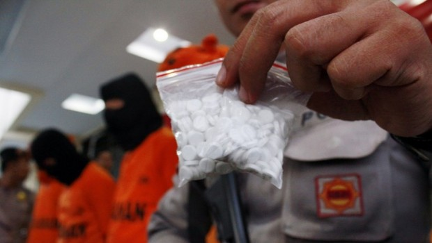 Bengkulu Peringkat 7 Nasional Tangani Perkara Narkoba