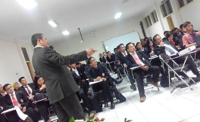 PKPA KAI kerjasama dengan STHB Bandung18-23 April 2016 dua