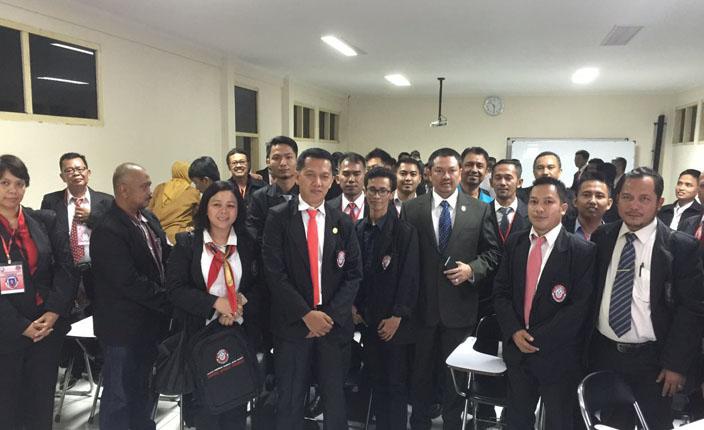 PKPA KAI kerjasama dengan STHB Bandung18-23 April 2016 empat