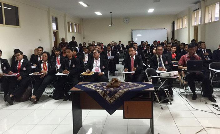 PKPA KAI kerjasama dengan STHB Bandung18-23 April 2016 satu