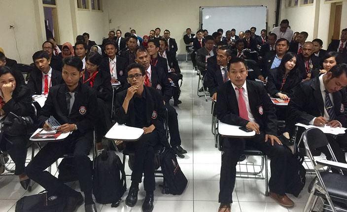 PKPA KAI kerjasama dengan STHB Bandung18-23 April 2016 tiga