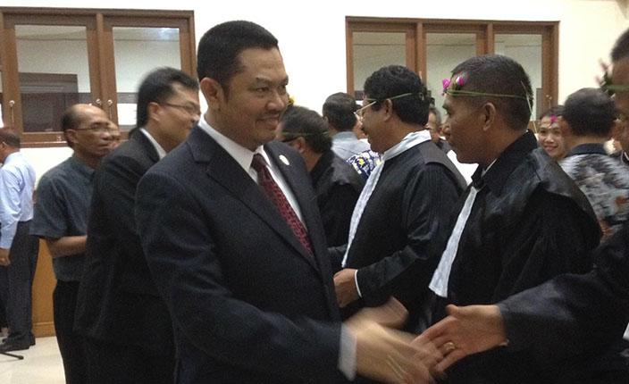 Penyumpahan Advokat KAI. Denpasar, 21 April 2016 6