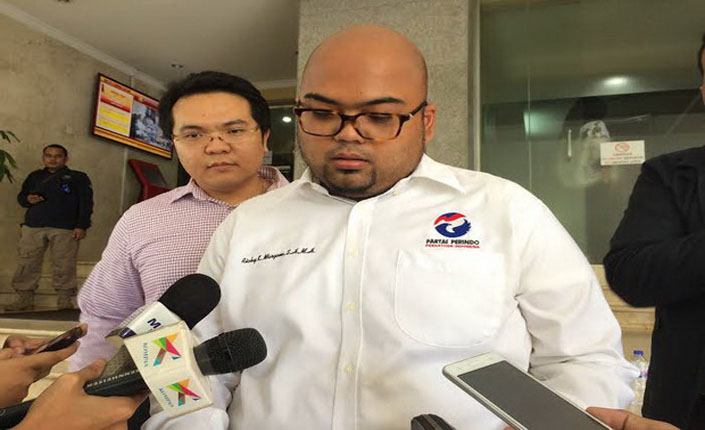 LBH Perindo Penuhi Panggilan Bareskrim Soal Pencemaran Nama Baik HT