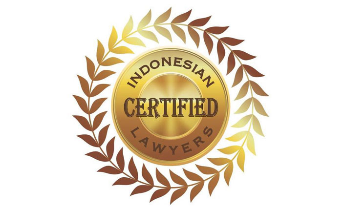 indonesian ceritfied lawyers