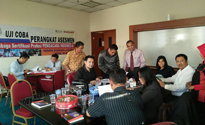 uji coba perangkat asesmen lembaga sertifikasi advokat indonesia 4