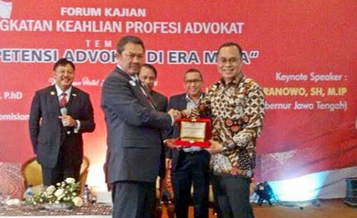 Acara HUT KAI Kongres Advokat Indonesia