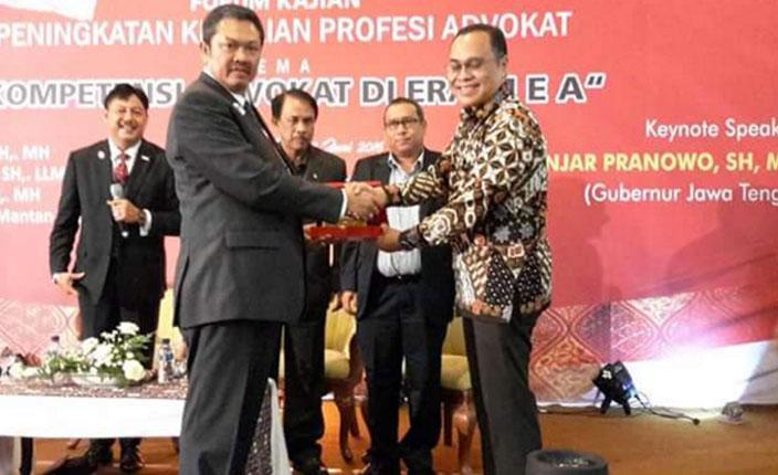 sertifikasi profesi pengacara advokat KAI siapkan advokat berkelas internasional