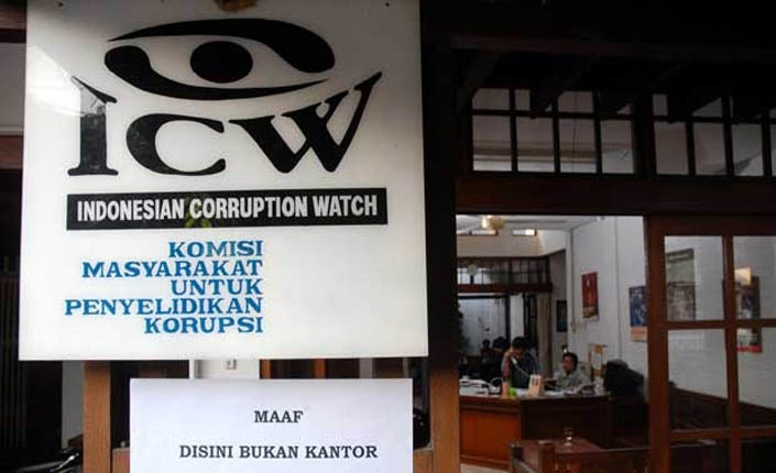 Riset ICW: Hukuman buat Koruptor Makin Ringan