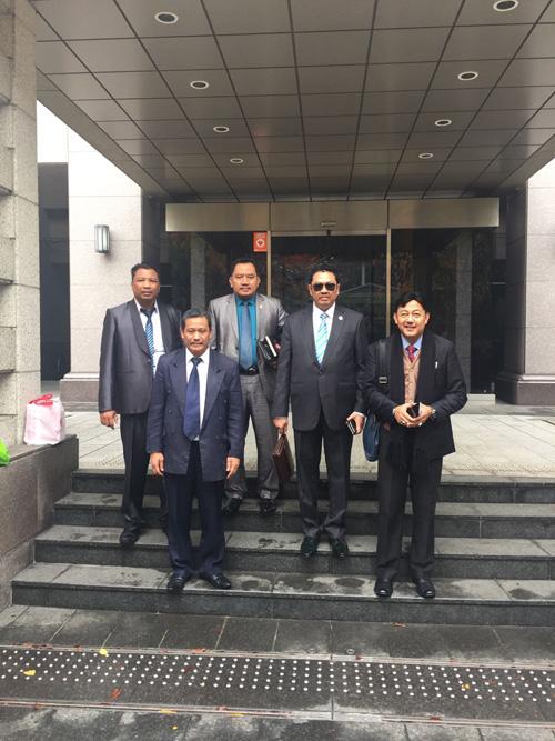 Comparative Study KAI ke Negeri Sakura | Dalam Rangka Persiapan Perubahan UU Advokat 2017