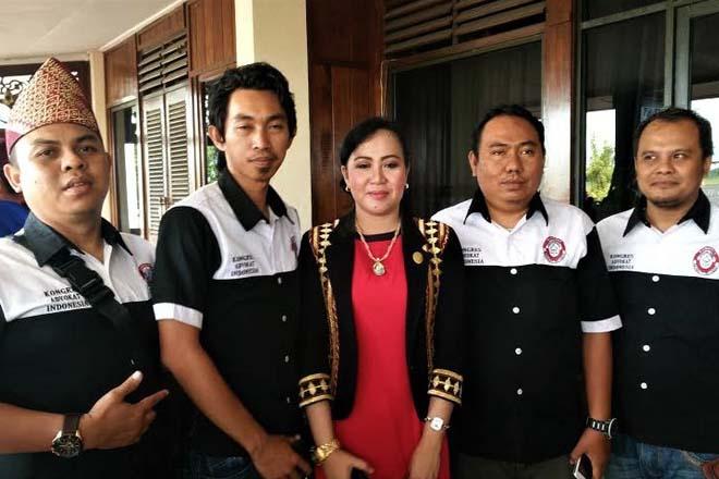 KAI Lampung Buka Pendidikan Kompetensi Profesi Advokat