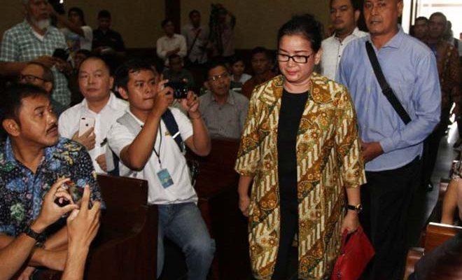 Pengacara Muda yang Sarankan Miryam S Haryani Cabut BAP Diduga Suruhan Setya Novanto