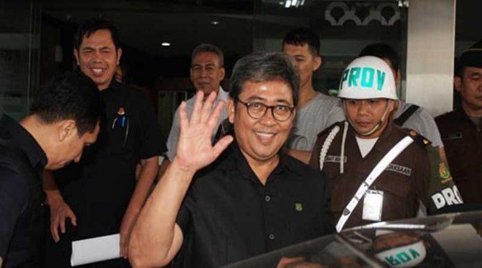 Arminsyah Mengisi Posisi Wakil Jaksa Agung Setelah Dua