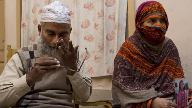 Pakistan Hukum Mati Pemerkosa dan Pembunuh Gadis 7 Tahun