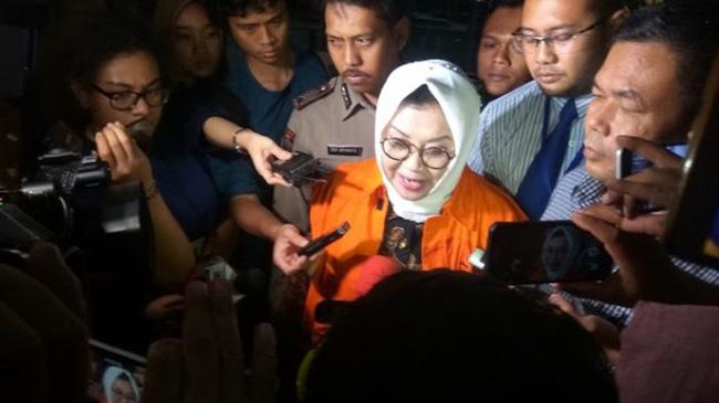 Golkar Beri Bantuan Hukum untuk Bupati Subang Imas