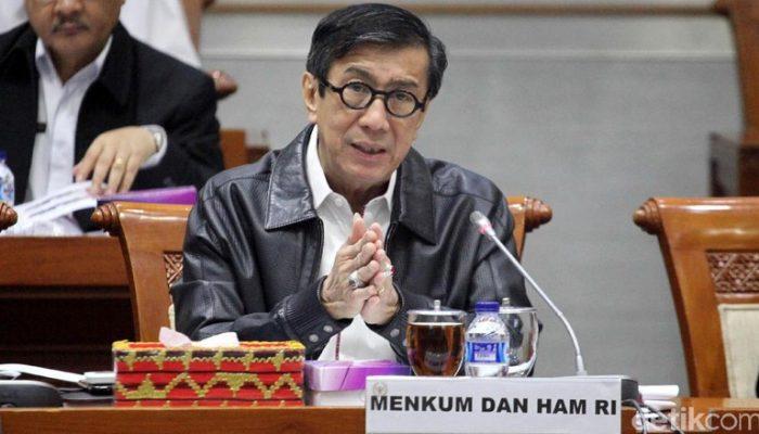 Notaris Layangkan Petisi ke Yasonna untuk Cabut Permenkum 25/2017