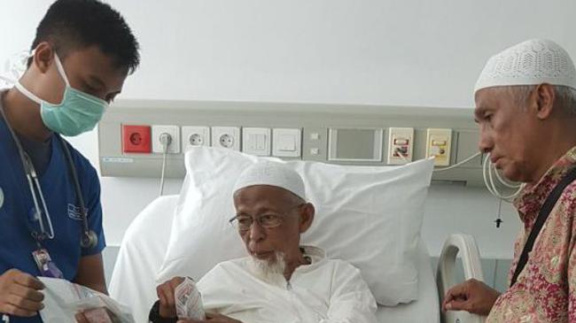 Surati Jokowi, Penasihat Hukum Minta Ba'asyir Dijadikan Tahanan Rumah
